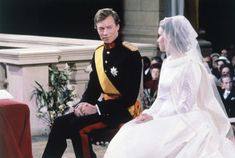 Henri de Luxemburgo y Maria Teresa Mestre Batista-Falla