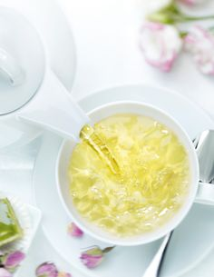 Ronnefeldt Green Tea