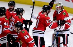 awesome Valley News - NHL Roundup: Blackhawks Score Late to Skate Past B's