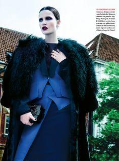 Julia Borawska for Vogue Mexico by Kevin Sinclair