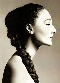 Jacqueline de Ribes - by Richard Avedon