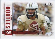 Blake Bortles (Rookie) Jacksonville Jaguars 2014 Sage Hit (Base) card #105 Football Trading Cards, Football Cards, Jacksonville Jaguars Football, Blake Bortles, College Football, Football Helmets, Nfl, Sage, Salvia
