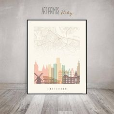 Let your wall travel you further! View my entire collection here: artprintsvicky.etsy.com  ► Frame is not included.  ESTIMATED SHIPPING TIME: ► Standard to the EU: 6-12 days. ► Standard to USA & CANADA: 12-25 days. ► Standard to other countries: 12-27 days. Ill do my best to meet these