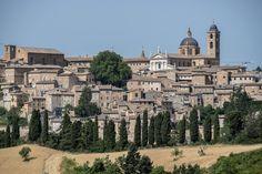 Panorama con Duomo e Cappella