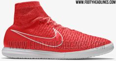 Red Nike MagistaX Proximo 2015-2016 Boots Leaked - Footy Headlines