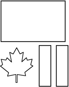 Canada for Kids National Flag of Canada Day is on February Use this easy flag template for kid Canada Day Flag, National Flag Of Canada, Canada 150, Canada For Kids, All About Canada, Flag Template, Templates, Daycare Crafts, Crafts For Kids