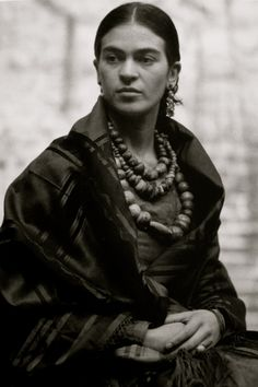 I paint my own reality. The only thing I know is that I paint because I need to, and I paint whatever passes through my head without any other consideration.  Frida Kahlo