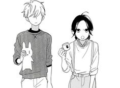 Mamura and Sunzume