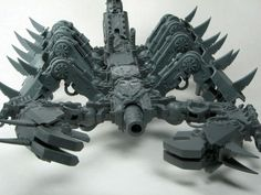 Apocalypse, Brass Scorpion, Chaos, Chaos Space Marines, Khorne, Warhammer 40,000