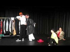 Karsten spitzer als Urfaust Theaterkeller Sindelfi - YouTube