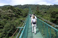 Fotografía: Destinos Reps - Puente Colgante (Costa Rica)