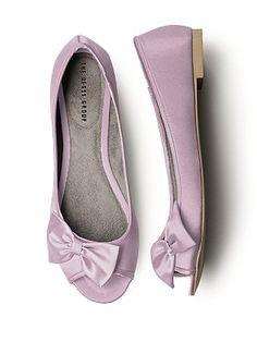 23 best Flat Wedding Shoes images on Pinterest | Flat bridal shoes ...