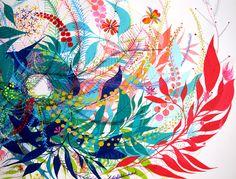 capas en vegetal http://nuriamora.blogspot.com.es