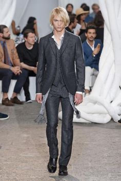 New Trends Fashion Shows Details Mens Clothing