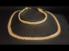 Diy Jewelry, Beaded Jewelry, Jewelery, Jewelry Making, Beaded Bracelet Patterns, Beading Patterns, Beaded Bracelets, Collar Necklace, Pearl Necklace