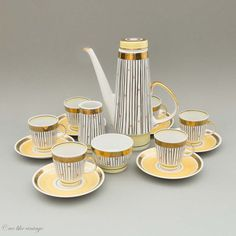 Hey, I found this really awesome Etsy listing at http://www.etsy.com/listing/156807172/mid-century-modern-coffee-set-porcelain