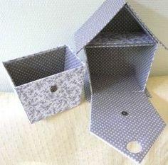 super ideas for origami art tutorial gift boxes Rangement Art, Funny Baby Costumes, Origami Owl Parties, Diy Hot Air Balloons, Cardboard Organizer, Prop Box, Origami Lamp, Papier Diy, Packaging