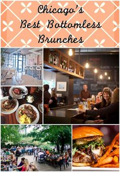 Chicago's Best Bottomless Brunches
