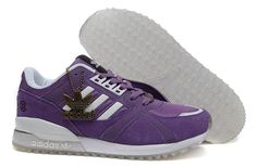 Adidas T-Zx700 Men Purple White