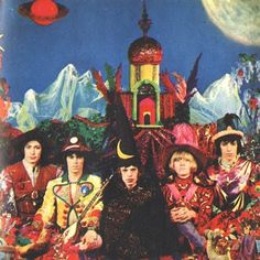 Their Satanic Majesties Request_ The Stones trying for a Sgt. Pepper