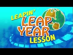 The First Grade Parade: Let's Talk Leap Day!