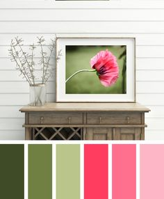 A stately view of the popular oriental poppy adds elegance to the home. Fine art floral photography for home decor by Sandie Conry.