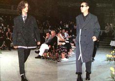 Yohji Yamamoto Mens S/S 1996