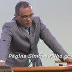 Genivaldo Lima na Tribuna da Câmara Municipal