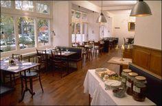Restaurant Tüfi im Seefeld Zürich - Bio Food