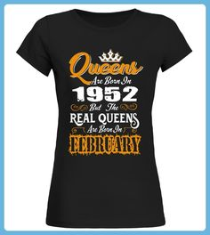 Real Queens are born in February 1952 (*Partner Link)