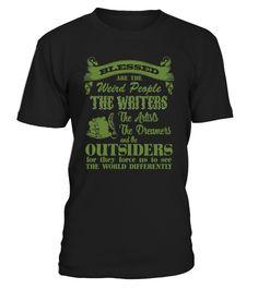 Writers, Artists, Dreamers T Shirt  #idea #shirt #image