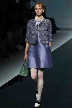 Emporio Armani - Spring/Summer 2014 Ready-To-Wear - MFW