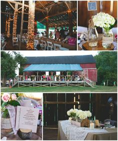 Conrad Botzum Farmstead Wedding