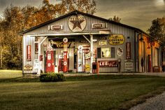 country gas station - Google Search