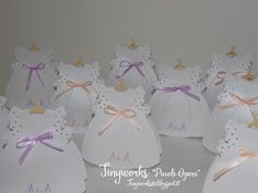 TinyWorks: Prima Comunione Dress Box