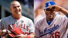 FatManWriting: Yasiel Puig and Mike Trout Show Why Fans Love 'Em ...