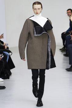 Yang Li Fall 2016 Ready-to-Wear Collection Photos - Vogue Fashion Show, Fashion Outfits, Fashion Design, Fashion Trends, Paris Fashion, Power Dressing, Fall Collections, Costume, Fall 2016