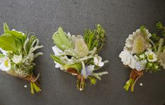 Early May Buttonhole