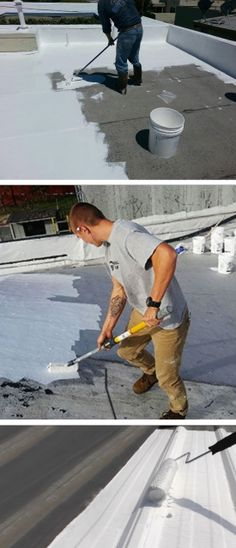 Roof Coating, Roofing Contractors, Concrete, Restoration, Group, House, Home, Homes, Houses