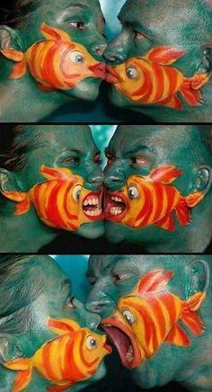 Pesce bacio
