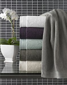 Luxor Linens is the best place to buy quality bath and bedding pieces. We also offer personalized, monogrammed, and embroidered luxury beddings and fine bath li Bath Linens, Bath Towels, Monogram Towels, Bath Tea, Bath Or Shower, Luxury Towels, Turkish Towels, Luxor, Towel Set