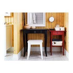 INGOLF Taburete - blanco - IKEA