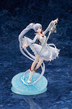 RWBY - Weiss Schnee - 1/8 (Di molto bene) Action Figures, Manga Anime, All Anime, Rwby Weiss, Anime Weapons, Anime Figurines, Anime Merchandise, Anime Dolls, Dioramas