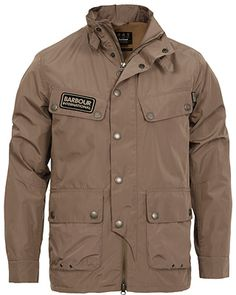 Barbour International Rainton Polyester Jacket Military  ❤️