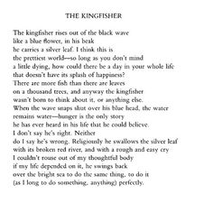 1000+ images about Poetry: Mary Oliver on Pinterest