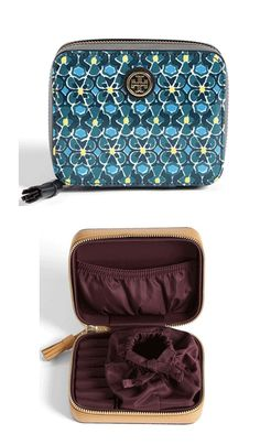 Tory Burch Zip Around Jewelry Case  http://rstyle.me/n/dmguhnyg6