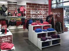 Visual merchandising for Helly Hansen by Kolo, Stockholm – Sweden » Retail Design Blog