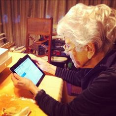 The Benefits of Using an iPad as a Speech Therapy Tool in Nursing Homes and Rehabilitation Centers. Pinned by SOS Inc. Resources @sostherapy http://pinterest.com/sostherapy.