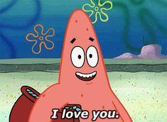 I love u too patrick({})