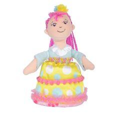 Childrens Cutie Cakes Plush Super Soft Doll Toy Cupcake New - Bubble Gum Bitsy Plush Dolls, Doll Toys, Cupcake Dolls, Soft Dolls, Bubble Gum, Bubbles, Cakes, Disney Princess, Manhattan